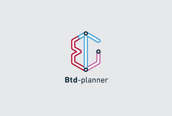 Visuele identiteit – Btd-planner ProRail